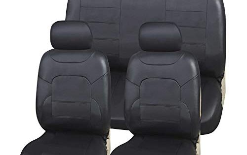 Tapones para v/álvula RacePace  Deluxe 4 Unidades Color Negro Dacia Duster Sandero Logan Stepway MCV